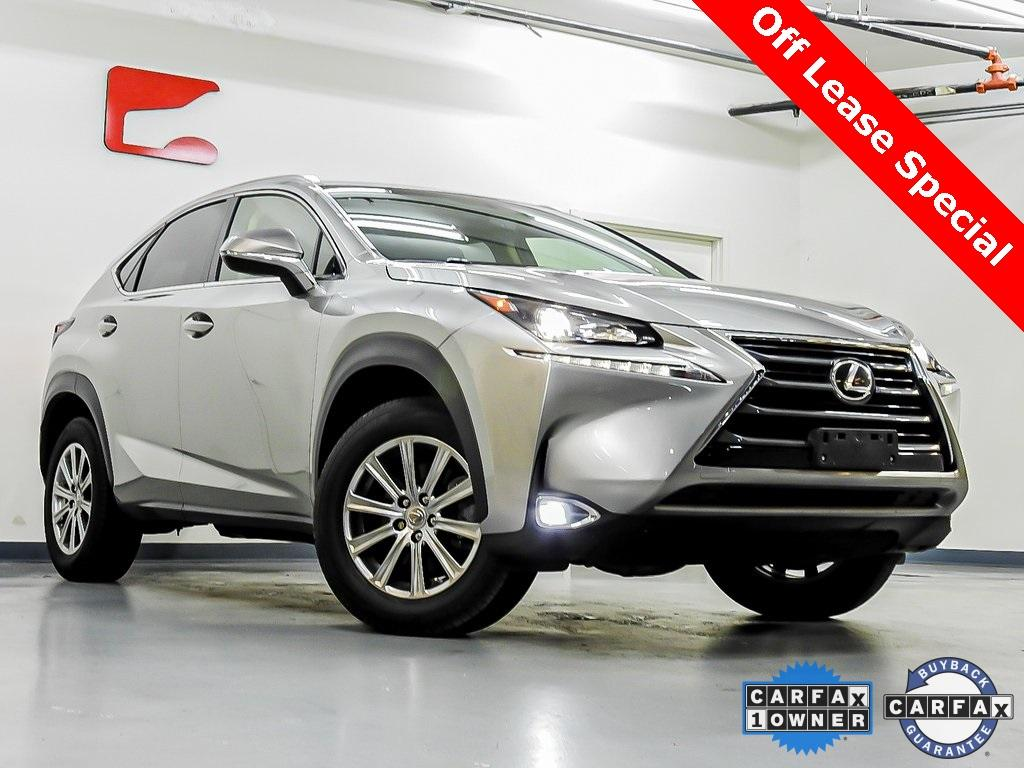 Used 2017 Lexus NX 200t for sale $24,634 at Gravity Autos in Roswell GA 30076 1