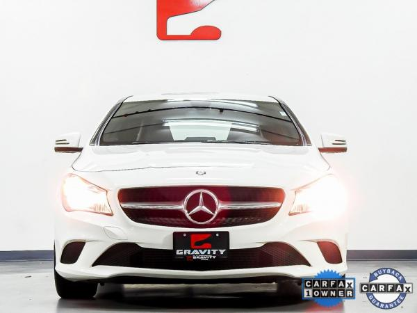 Used 2016 Mercedes-Benz CLA CLA 250 for sale $19,375 at Gravity Autos in Roswell GA 30076 2