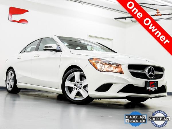 Used 2016 Mercedes-Benz CLA CLA 250 for sale $19,375 at Gravity Autos in Roswell GA 30076 1