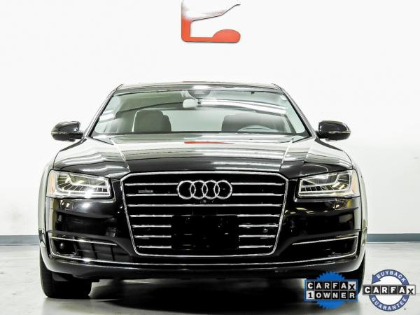 Used 2015 Audi A8 L 4.0T for sale Sold at Gravity Autos in Roswell GA 30076 2