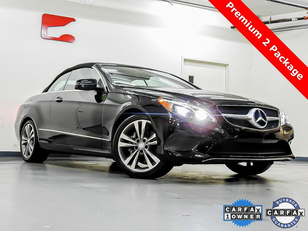 Used 2017 Mercedes-Benz E-Class E 400 for sale Sold at Gravity Autos in Roswell GA 30076 1