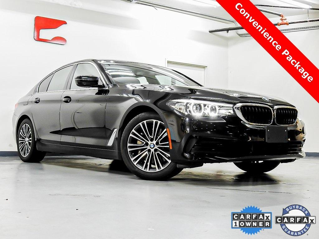 Used 2019 BMW 5 Series 530i for sale $36,311 at Gravity Autos in Roswell GA 30076 1