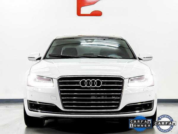 Used 2016 Audi A8 L 3.0T for sale $29,978 at Gravity Autos in Roswell GA 30076 2