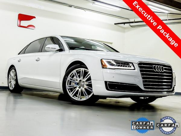 Used 2016 Audi A8 L 3.0T for sale $29,978 at Gravity Autos in Roswell GA 30076 1