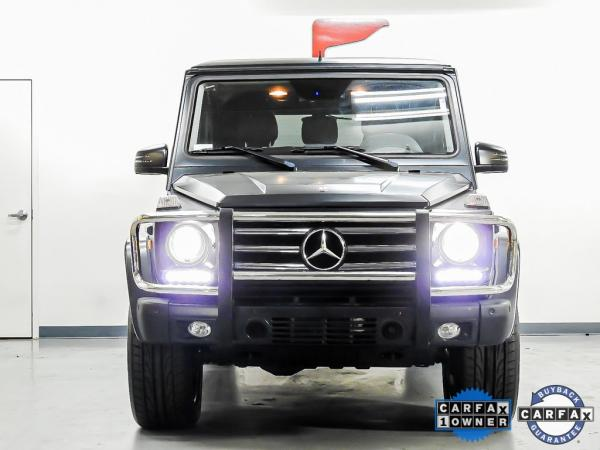 Used 2015 Mercedes-Benz G-Class G 550 for sale $68,614 at Gravity Autos in Roswell GA 30076 2