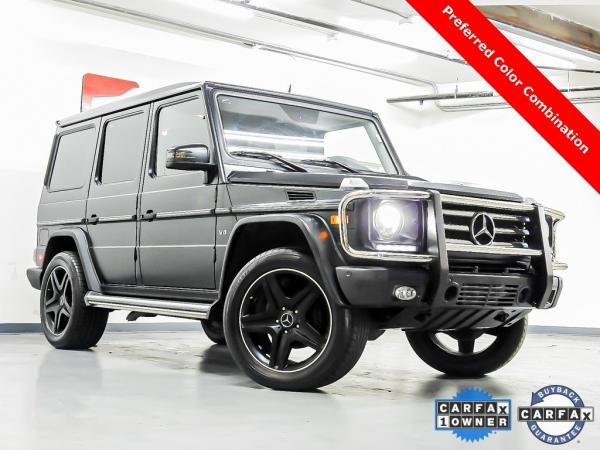 Used 2015 Mercedes-Benz G-Class G 550 for sale $68,614 at Gravity Autos in Roswell GA 30076 1