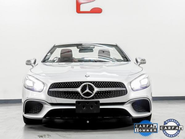 Used 2017 Mercedes-Benz SL-Class SL 450 for sale $55,509 at Gravity Autos in Roswell GA 30076 2
