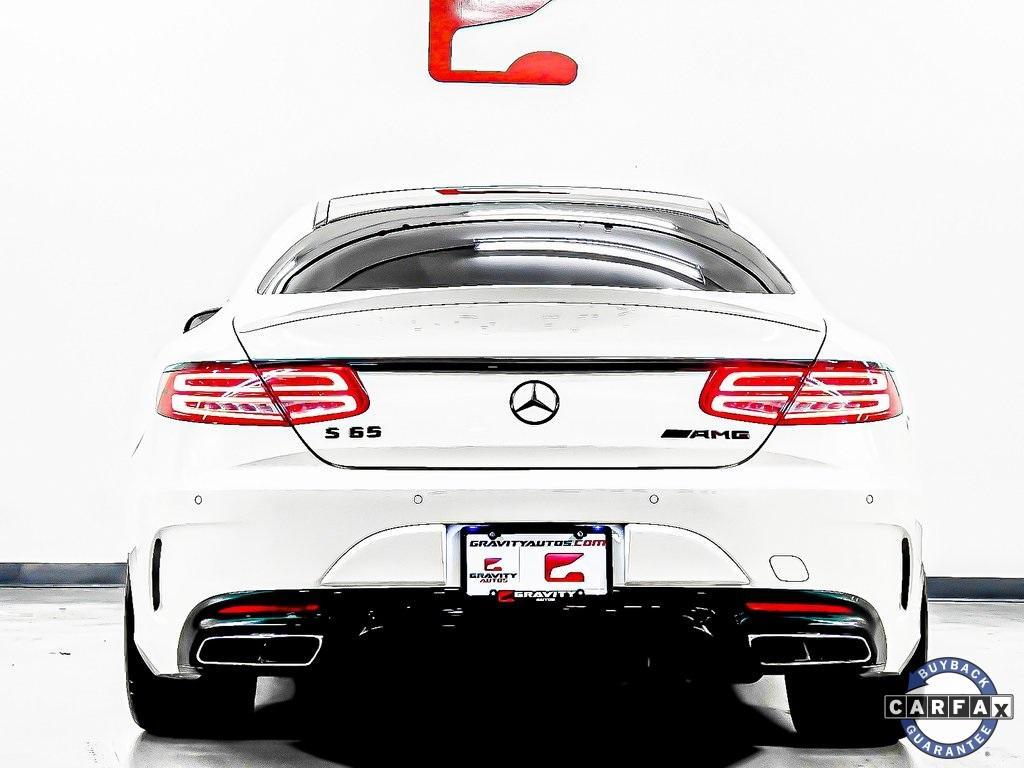 Used 2016 Mercedes-Benz S-Class S 65 AMG® for sale Sold at Gravity Autos Marietta in Marietta GA 30060 14