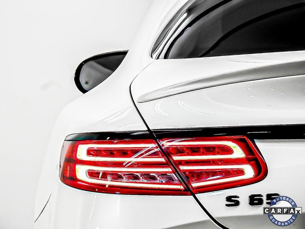 Used 2016 Mercedes-Benz S-Class S 65 AMG® for sale Sold at Gravity Autos Marietta in Marietta GA 30060 15