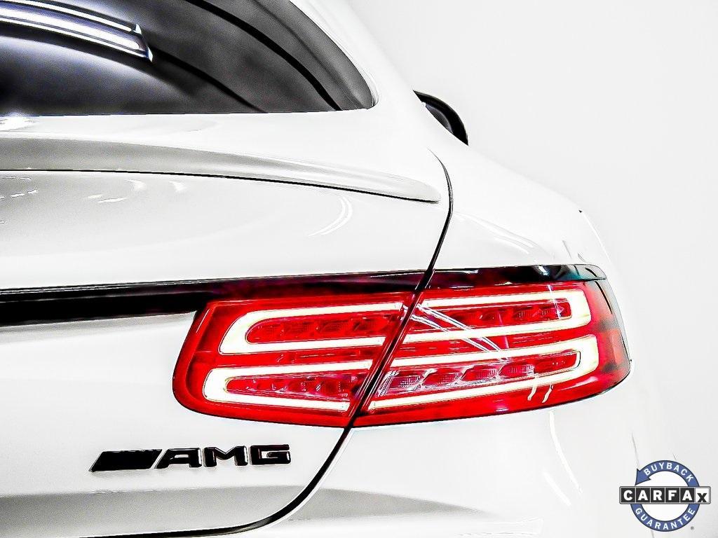 Used 2016 Mercedes-Benz S-Class S 65 AMG® for sale Sold at Gravity Autos Marietta in Marietta GA 30060 16