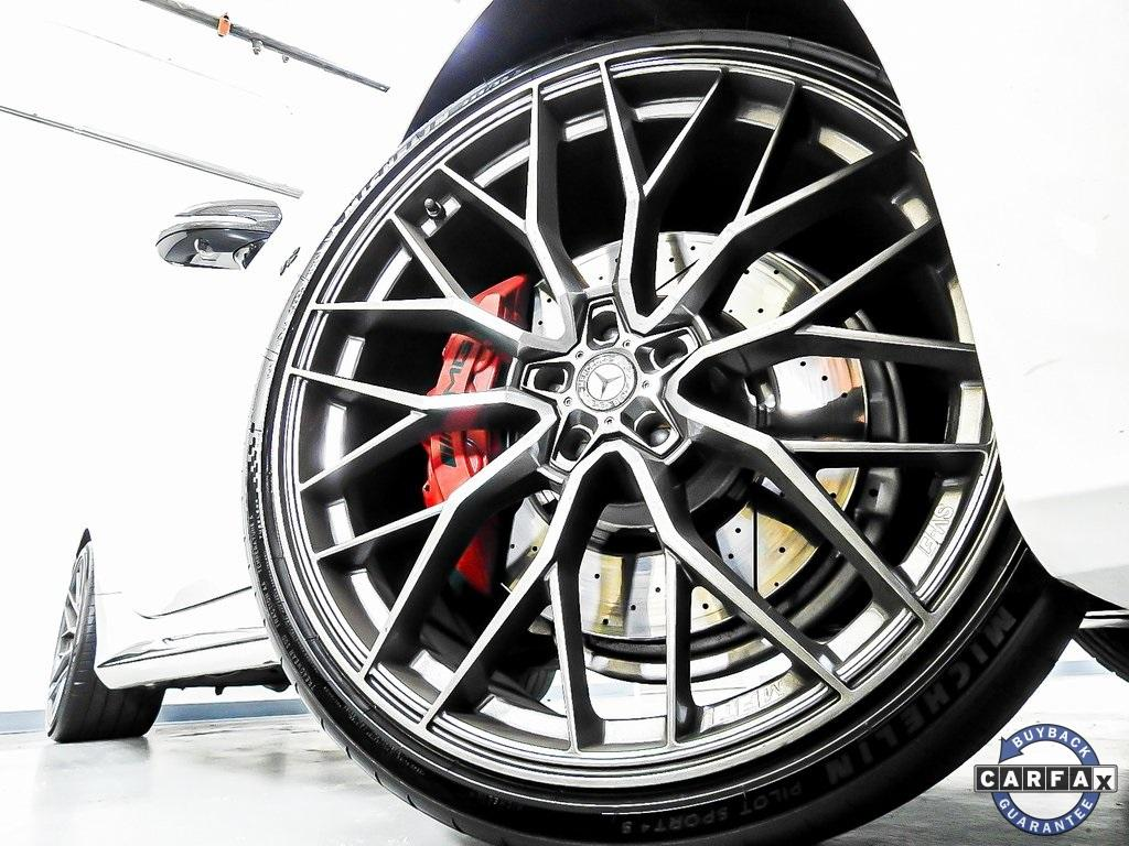 Used 2016 Mercedes-Benz S-Class S 65 AMG® for sale Sold at Gravity Autos Marietta in Marietta GA 30060 17