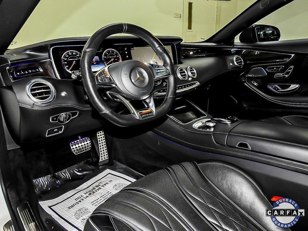 Used 2016 Mercedes-Benz S-Class S 65 AMG® for sale Sold at Gravity Autos Marietta in Marietta GA 30060 19