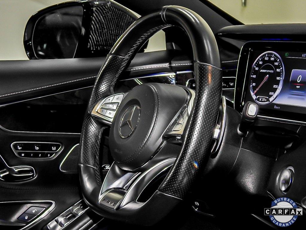 Used 2016 Mercedes-Benz S-Class S 65 AMG® for sale Sold at Gravity Autos Marietta in Marietta GA 30060 21