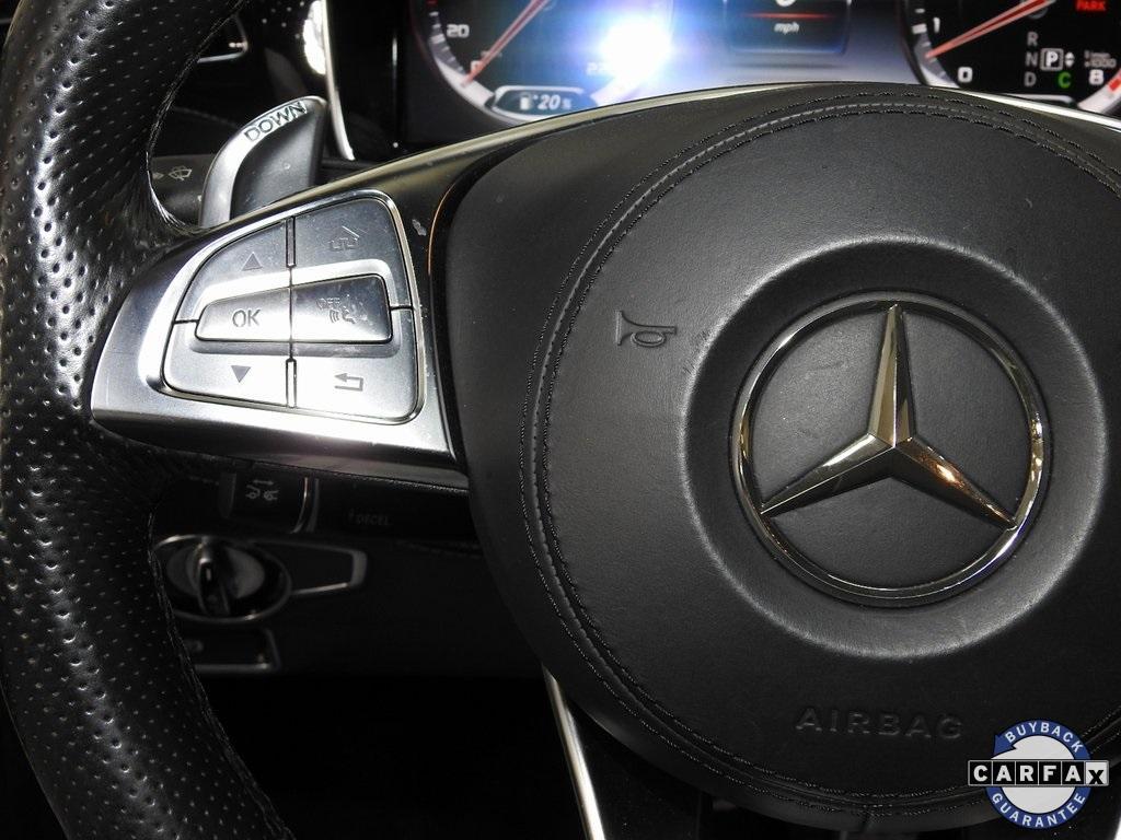 Used 2016 Mercedes-Benz S-Class S 65 AMG® for sale Sold at Gravity Autos Marietta in Marietta GA 30060 23