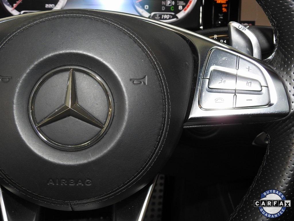 Used 2016 Mercedes-Benz S-Class S 65 AMG® for sale Sold at Gravity Autos Marietta in Marietta GA 30060 24