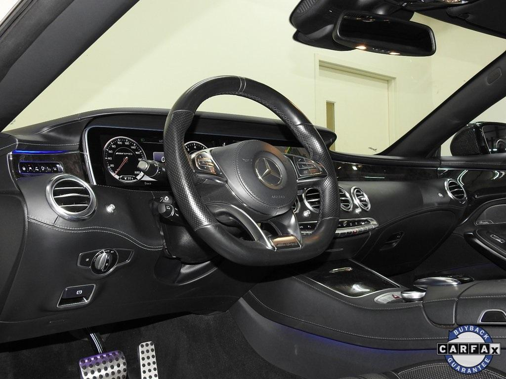 Used 2016 Mercedes-Benz S-Class S 65 AMG® for sale Sold at Gravity Autos Marietta in Marietta GA 30060 25