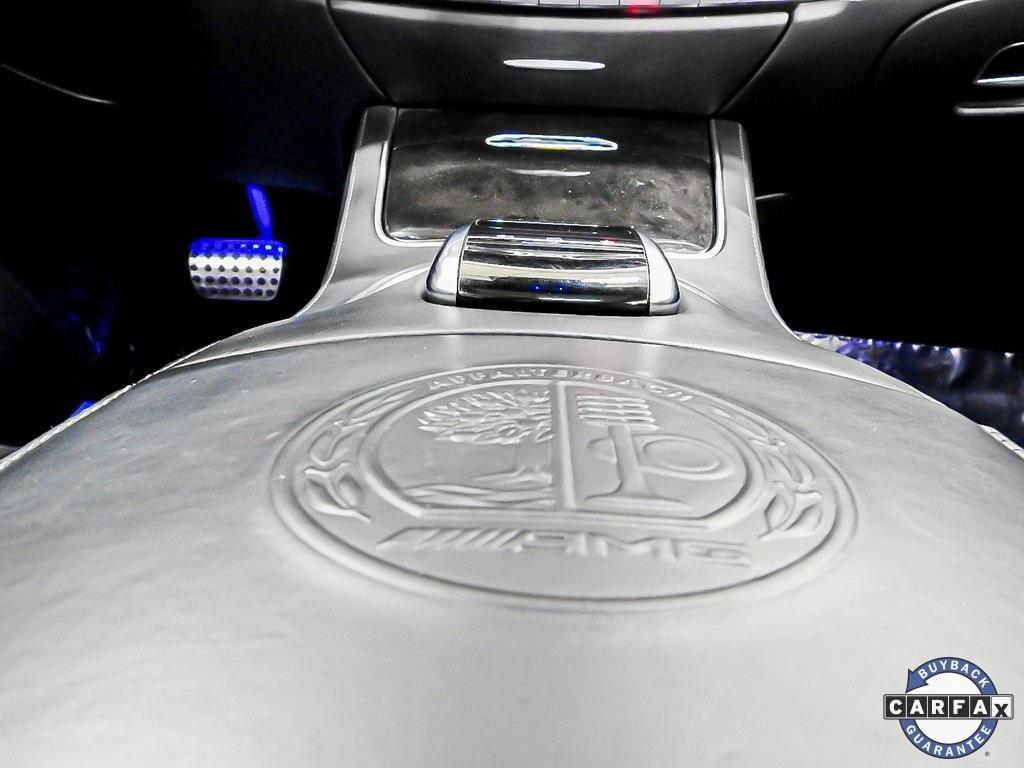 Used 2016 Mercedes-Benz S-Class S 65 AMG® for sale Sold at Gravity Autos Marietta in Marietta GA 30060 29