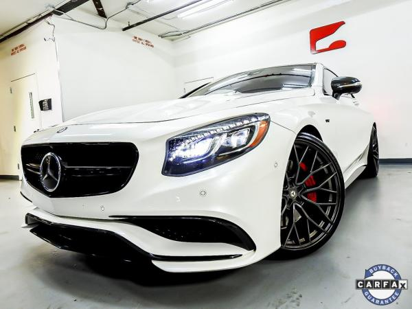 Used 2016 Mercedes-Benz S-Class S 65 AMG® for sale $92,910 at Gravity Autos in Roswell GA 30076 3