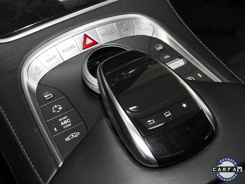 Used 2016 Mercedes-Benz S-Class S 65 AMG® for sale Sold at Gravity Autos Marietta in Marietta GA 30060 31