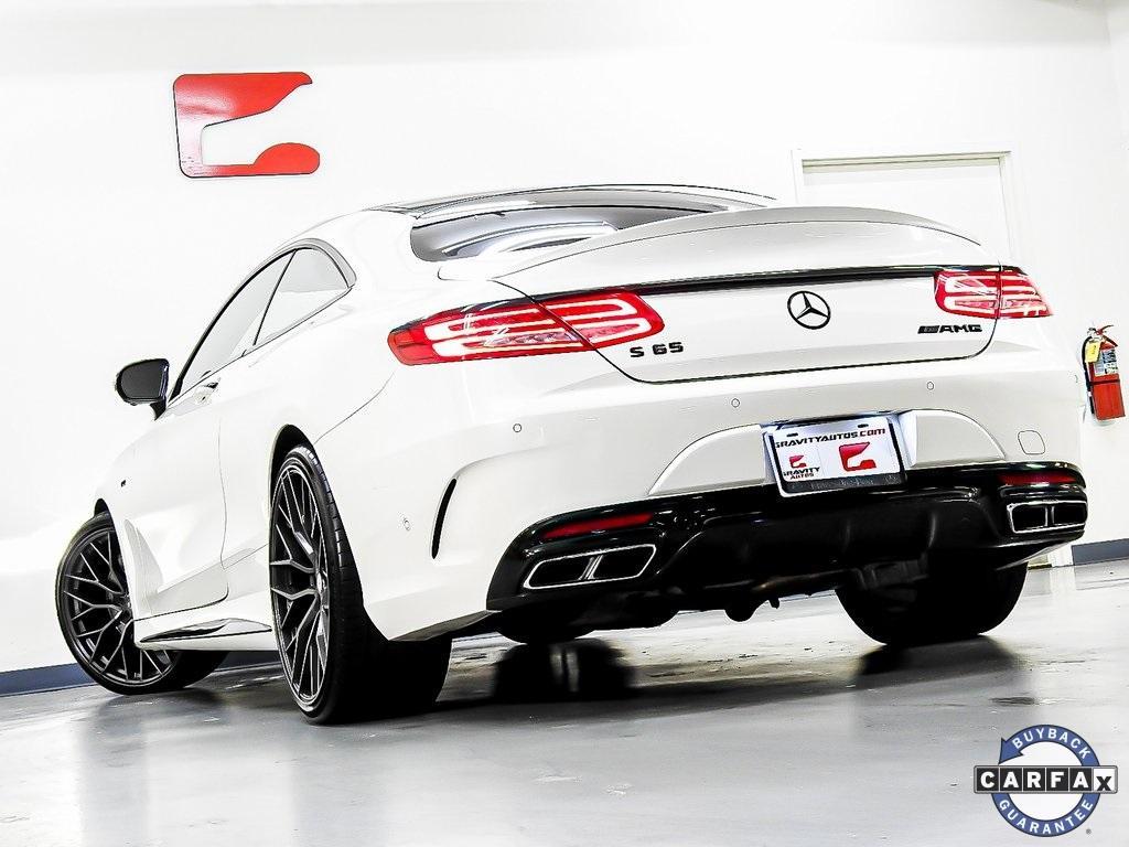 Used 2016 Mercedes-Benz S-Class S 65 AMG® for sale Sold at Gravity Autos Marietta in Marietta GA 30060 4