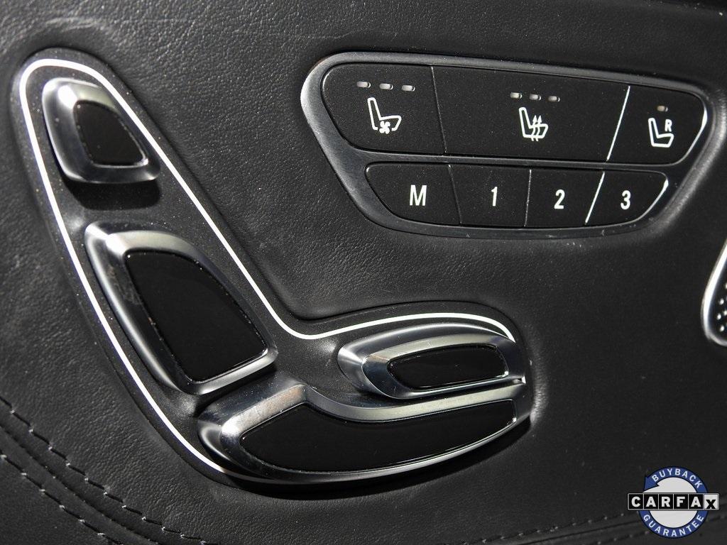 Used 2016 Mercedes-Benz S-Class S 65 AMG® for sale Sold at Gravity Autos Marietta in Marietta GA 30060 41