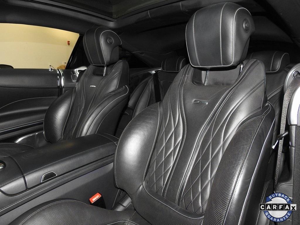 Used 2016 Mercedes-Benz S-Class S 65 AMG® for sale Sold at Gravity Autos Marietta in Marietta GA 30060 45