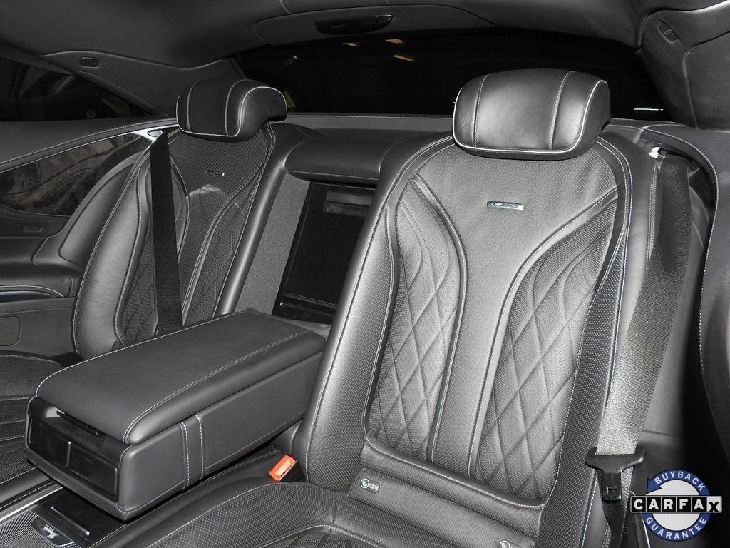 Used 2016 Mercedes-Benz S-Class S 65 AMG® for sale Sold at Gravity Autos Marietta in Marietta GA 30060 48