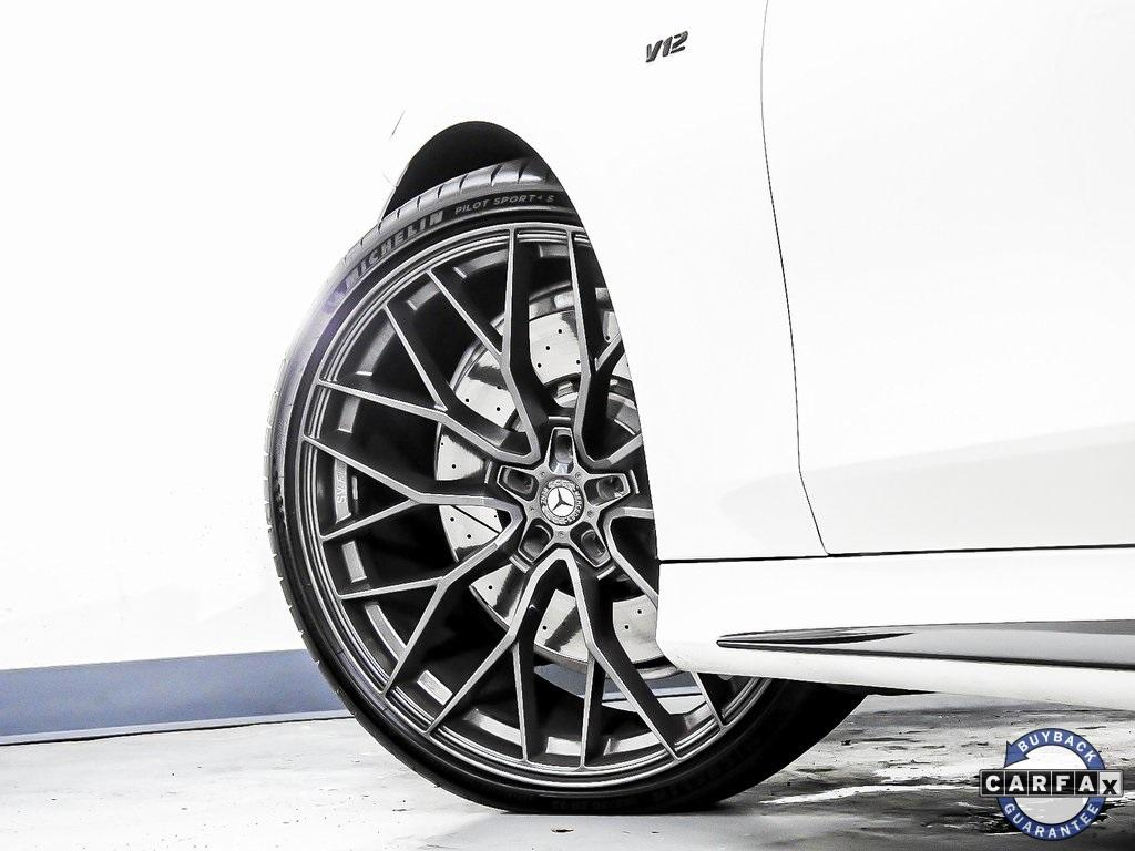 Used 2016 Mercedes-Benz S-Class S 65 AMG® for sale Sold at Gravity Autos Marietta in Marietta GA 30060 5