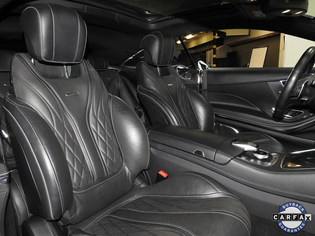 Used 2016 Mercedes-Benz S-Class S 65 AMG® for sale Sold at Gravity Autos Marietta in Marietta GA 30060 51