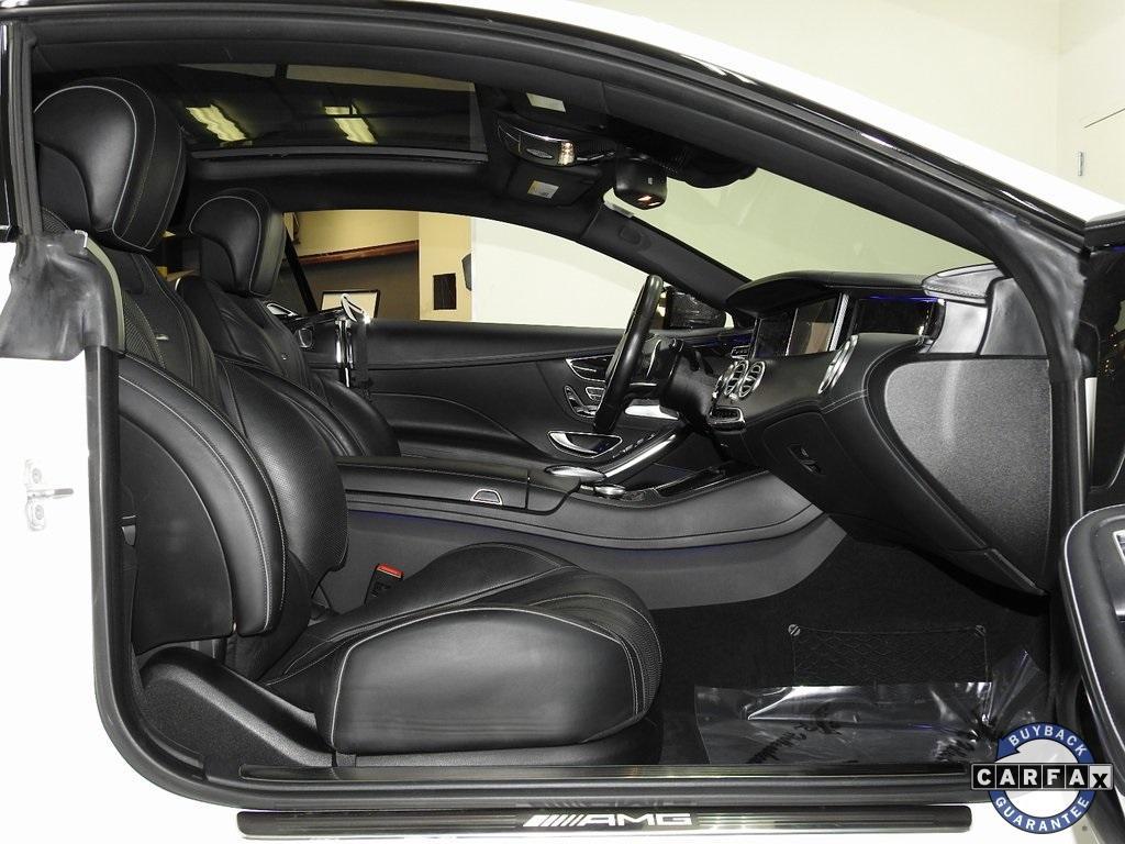 Used 2016 Mercedes-Benz S-Class S 65 AMG® for sale Sold at Gravity Autos Marietta in Marietta GA 30060 52