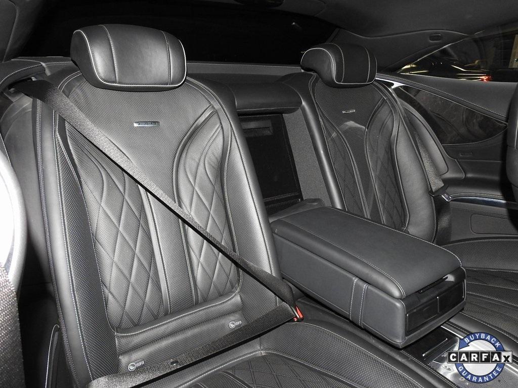 Used 2016 Mercedes-Benz S-Class S 65 AMG® for sale Sold at Gravity Autos Marietta in Marietta GA 30060 56
