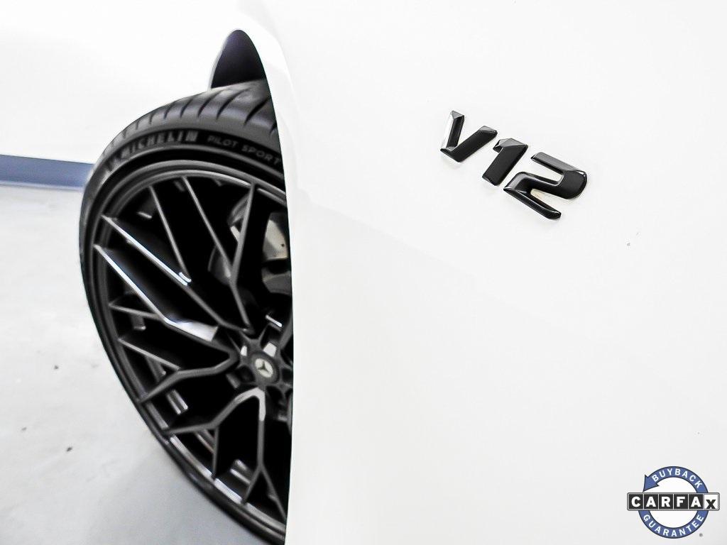 Used 2016 Mercedes-Benz S-Class S 65 AMG® for sale Sold at Gravity Autos Marietta in Marietta GA 30060 6