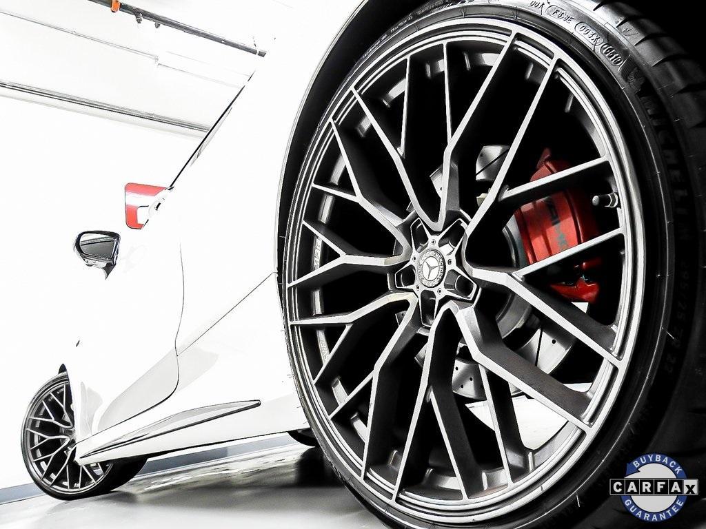Used 2016 Mercedes-Benz S-Class S 65 AMG® for sale Sold at Gravity Autos Marietta in Marietta GA 30060 7