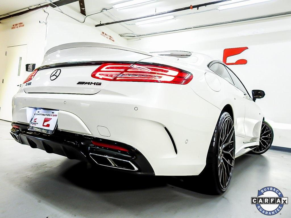 Used 2016 Mercedes-Benz S-Class S 65 AMG® for sale Sold at Gravity Autos Marietta in Marietta GA 30060 9