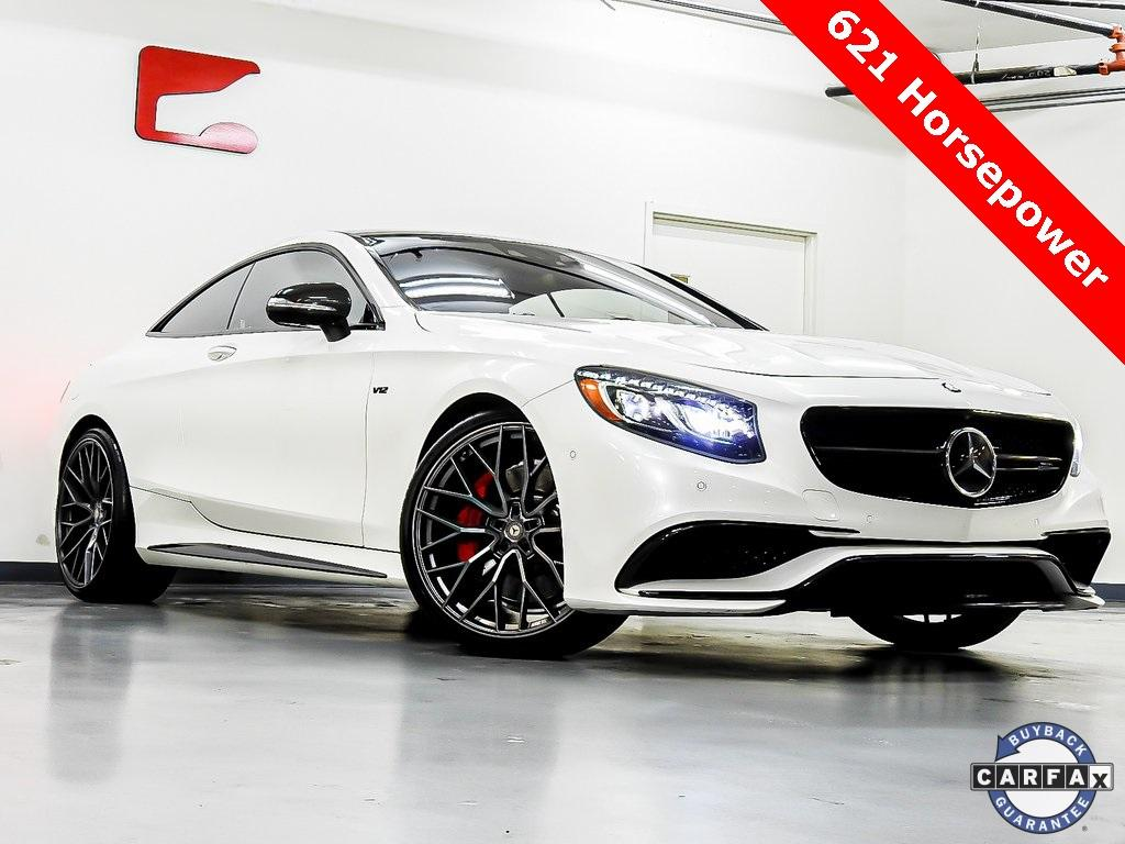 Used 2016 Mercedes-Benz S-Class S 65 AMG® for sale $92,910 at Gravity Autos in Roswell GA 30076 1