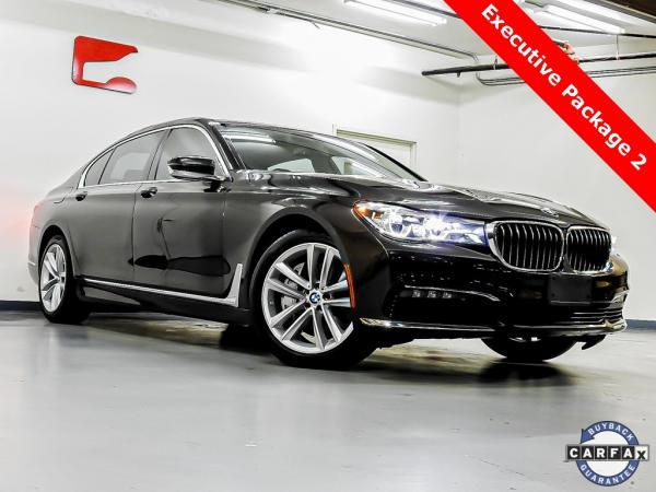 Used 2016 BMW 7 Series 750i xDrive for sale $35,074 at Gravity Autos in Roswell GA 30076 1