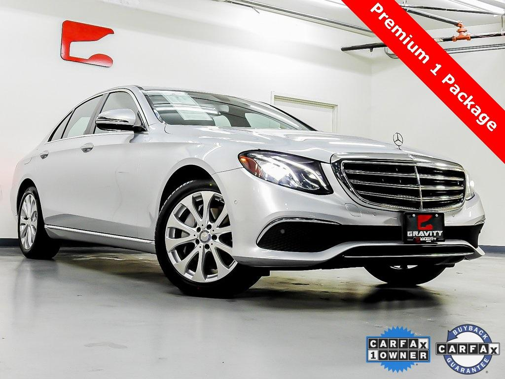 Used 2017 Mercedes-Benz E-Class E 300 for sale $24,859 at Gravity Autos in Roswell GA 30076 1