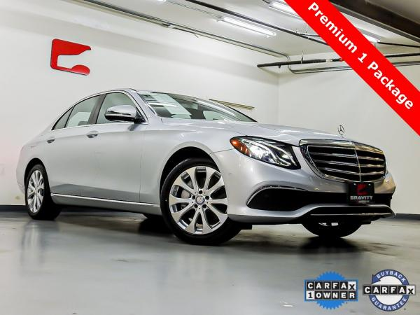 Used 2017 Mercedes-Benz E-Class E 300 for sale $28,021 at Gravity Autos in Roswell GA 30076 1