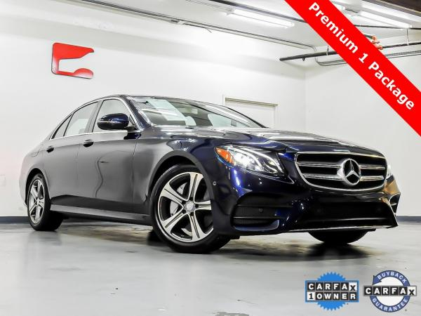 Used 2017 Mercedes-Benz E-Class E 300 for sale $27,976 at Gravity Autos in Roswell GA 30076 1