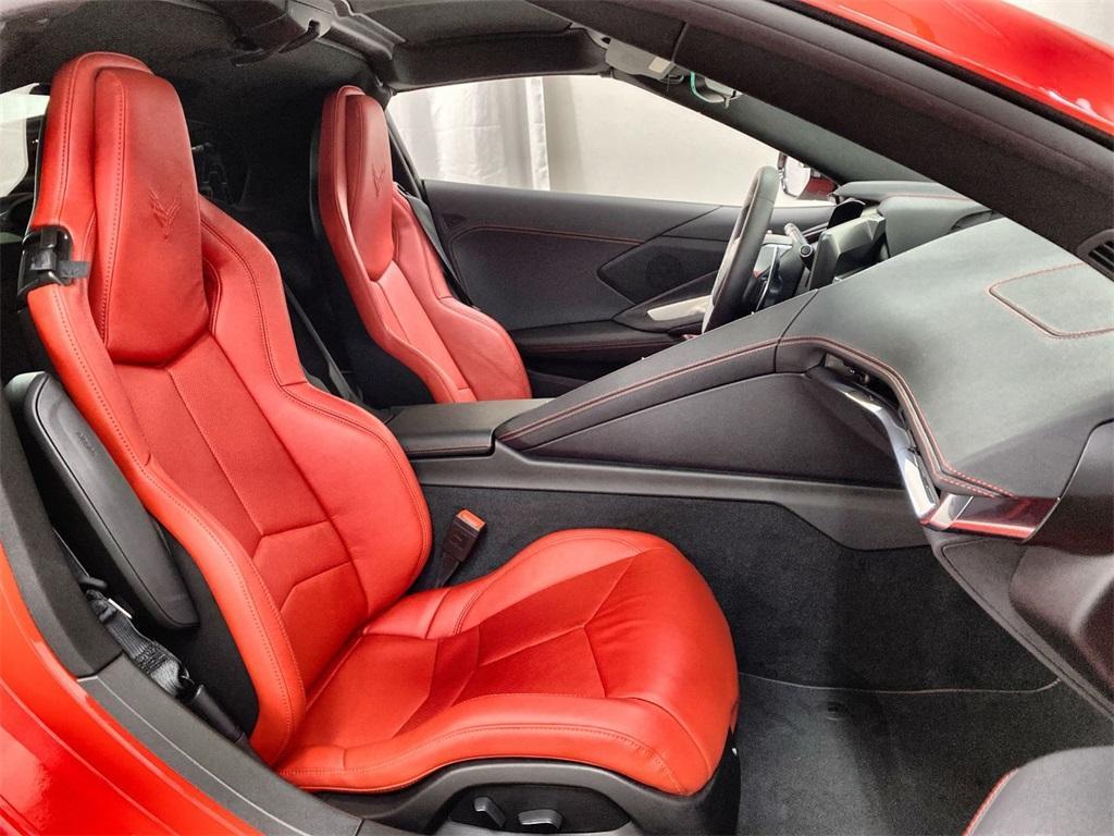 Used 2020 Chevrolet Corvette Stingray for sale $101,888 at Gravity Autos Marietta in Marietta GA 30060 11