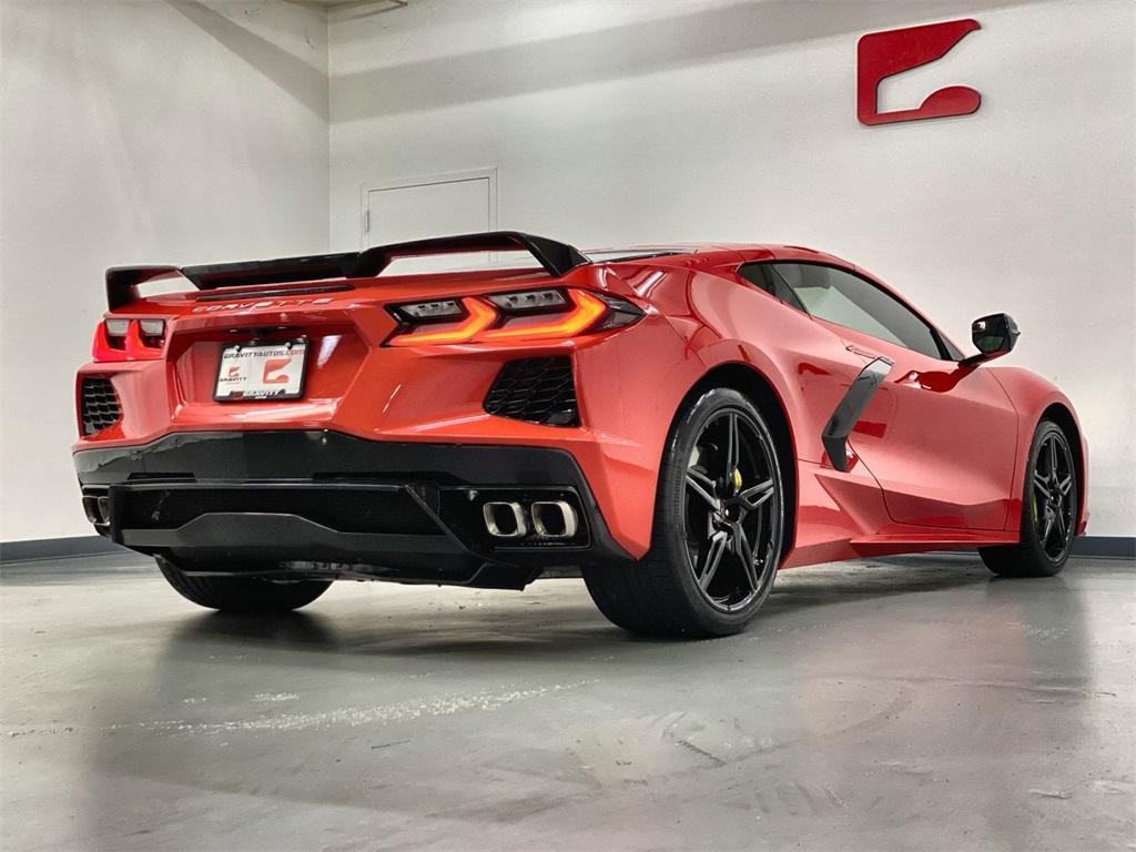 Used 2020 Chevrolet Corvette Stingray for sale $101,888 at Gravity Autos Marietta in Marietta GA 30060 7