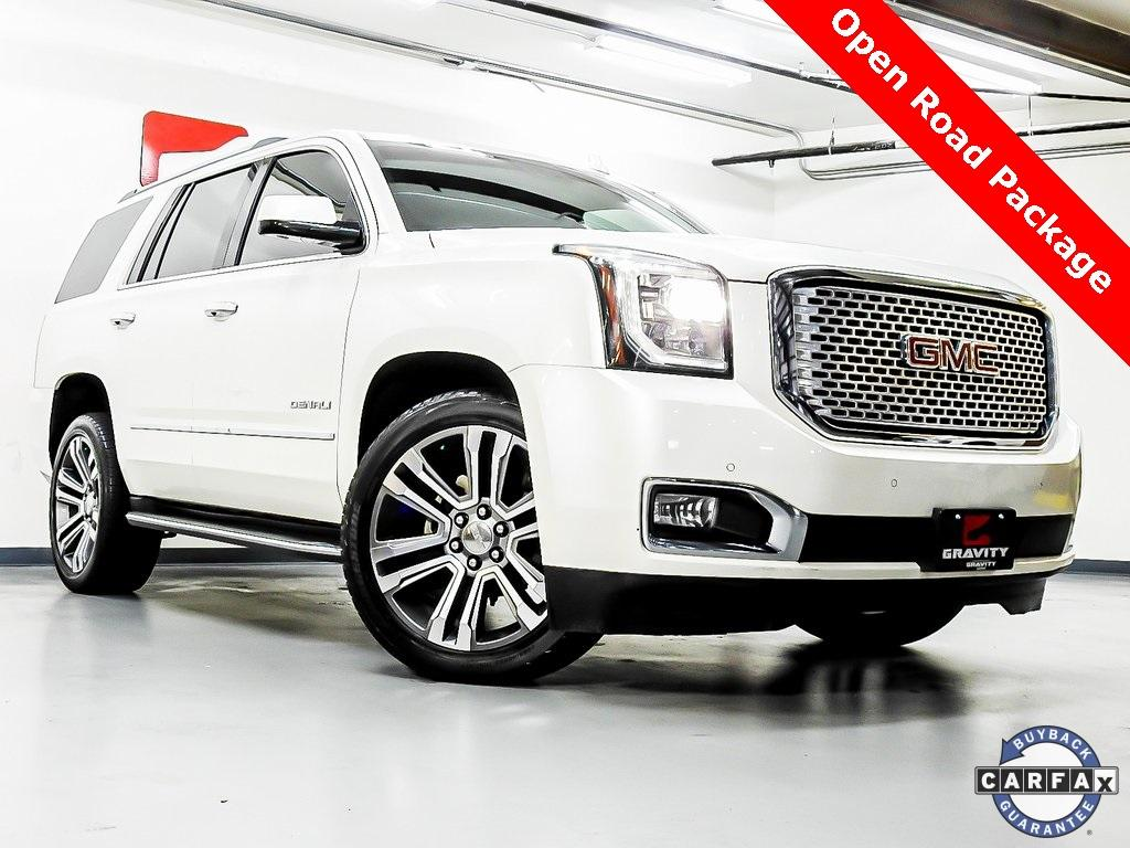Used 2015 GMC Yukon Denali for sale Sold at Gravity Autos in Roswell GA 30076 1
