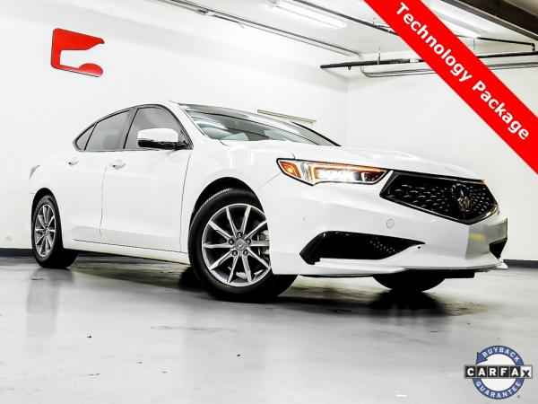 Used 2018 Acura TLX 2.4L for sale $19,970 at Gravity Autos in Roswell GA 30076 1