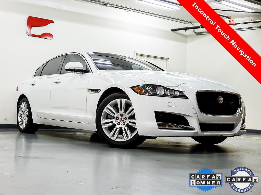 Used 2016 Jaguar XF Premium for sale $20,213 at Gravity Autos in Roswell GA 30076 1