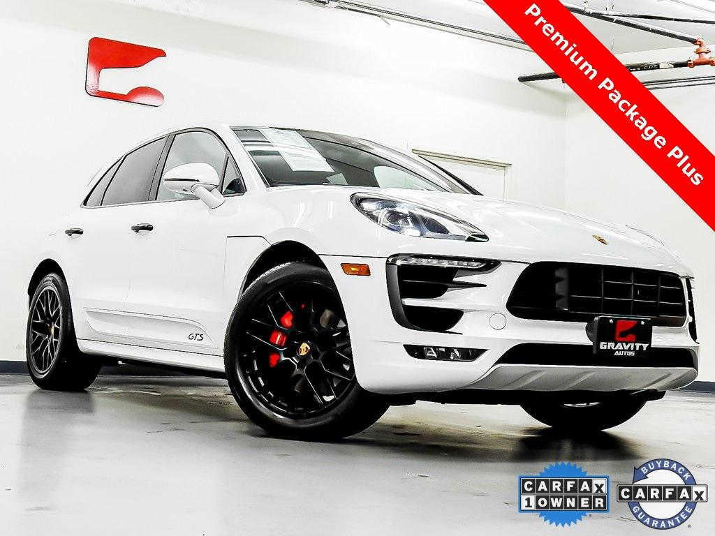 Used 2017 Porsche Macan Gts For Sale 49 470 Gravity Autos Stock B54258