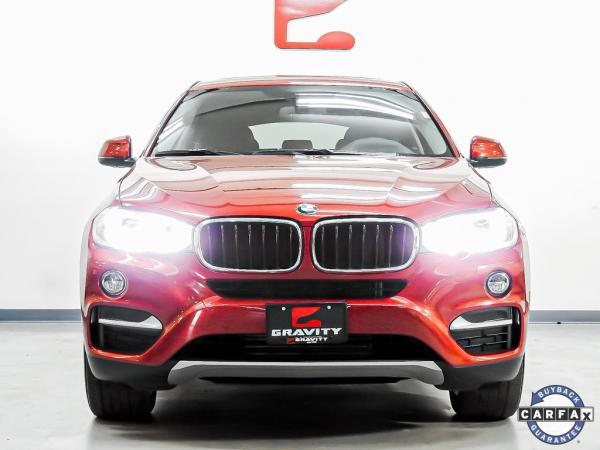 Used 2016 BMW X6 xDrive35i for sale $33,923 at Gravity Autos in Roswell GA 30076 2