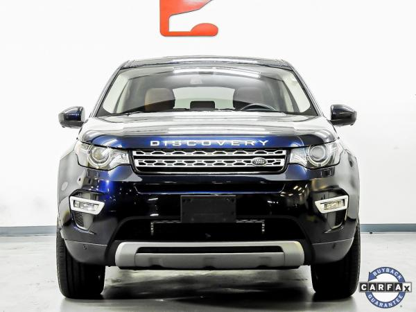 Used 2016 Land Rover Discovery Sport HSE Luxury for sale $22,260 at Gravity Autos in Roswell GA 30076 2