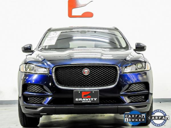 Used 2017 Jaguar F-PACE 35t Premium for sale $29,017 at Gravity Autos in Roswell GA 30076 2