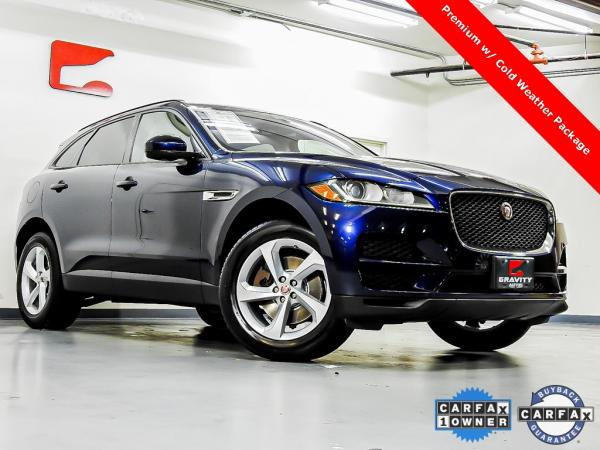 Used 2017 Jaguar F-PACE 35t Premium for sale $29,017 at Gravity Autos in Roswell GA 30076 1