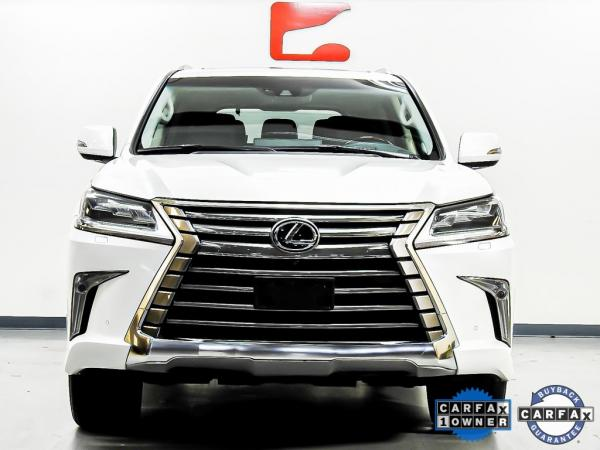 Used 2016 Lexus LX 570 for sale Sold at Gravity Autos in Roswell GA 30076 2